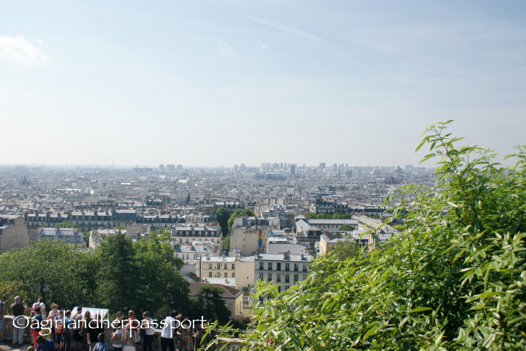 Paris with a View