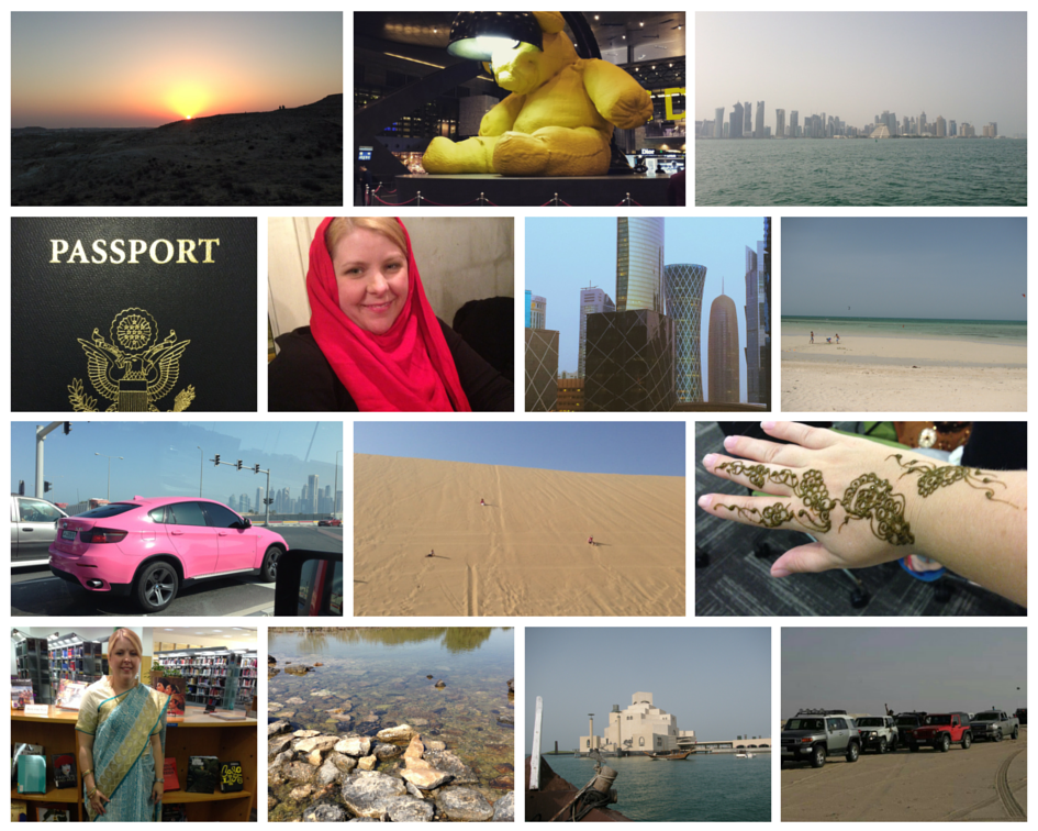 2 Years in Qatar