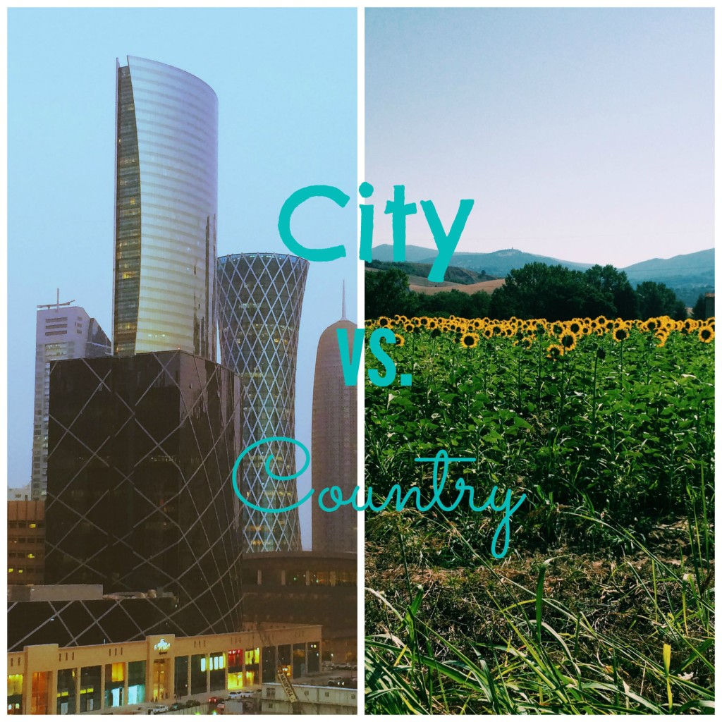 CityvsCountry