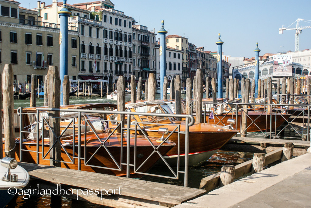 Capturing Venice photos