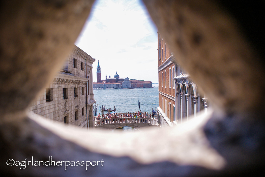 Capturing Venice phots