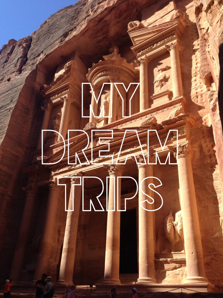 Dream Trips, Bucket List