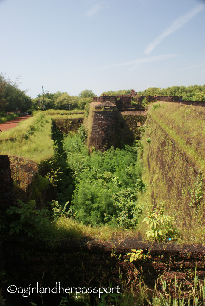 Fort Aguada Goa