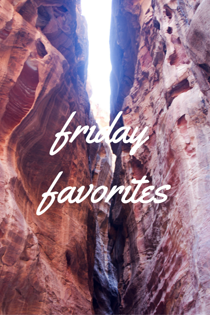 friday favorites10