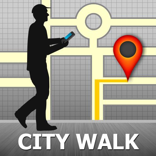 City Walk(round corners)512