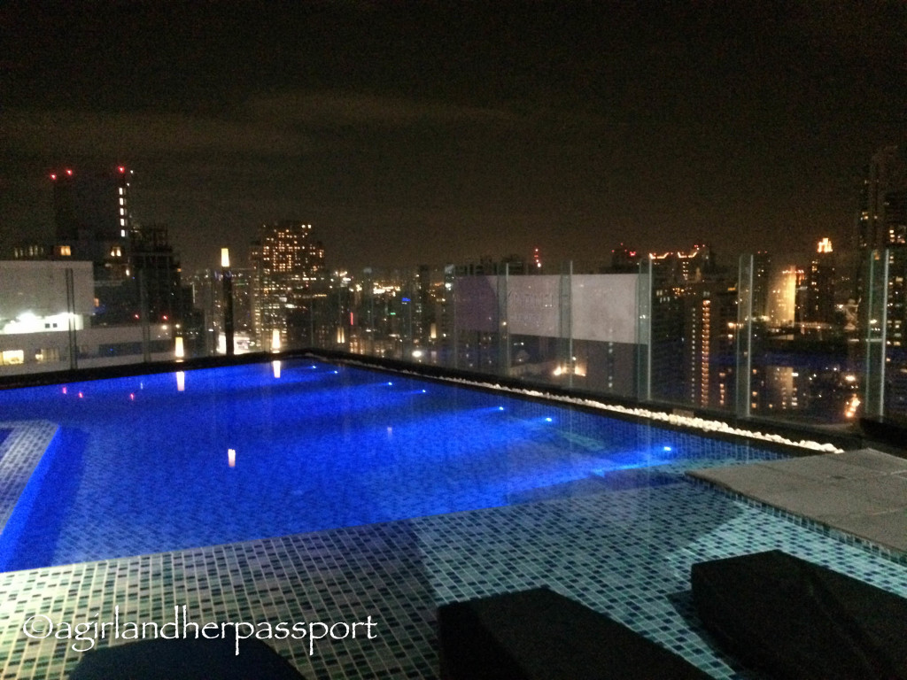 The Continent Hotel in Bangkok
