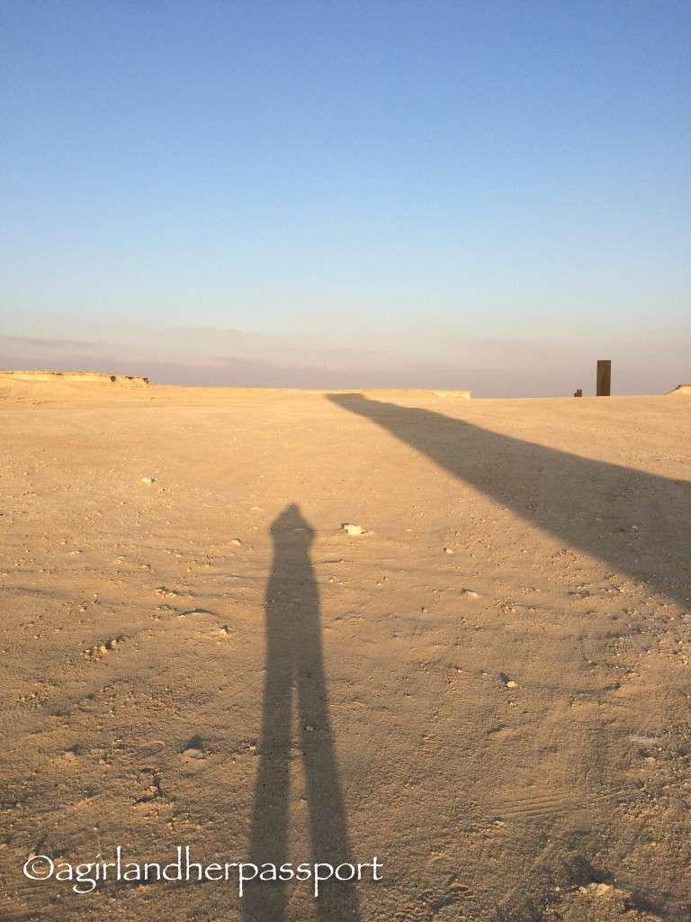 Art in the Desert, Richard Serra