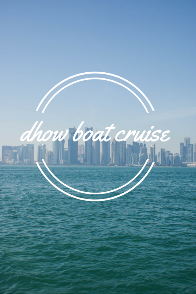 Discovering Qatar from a Dhow Boat Cruise