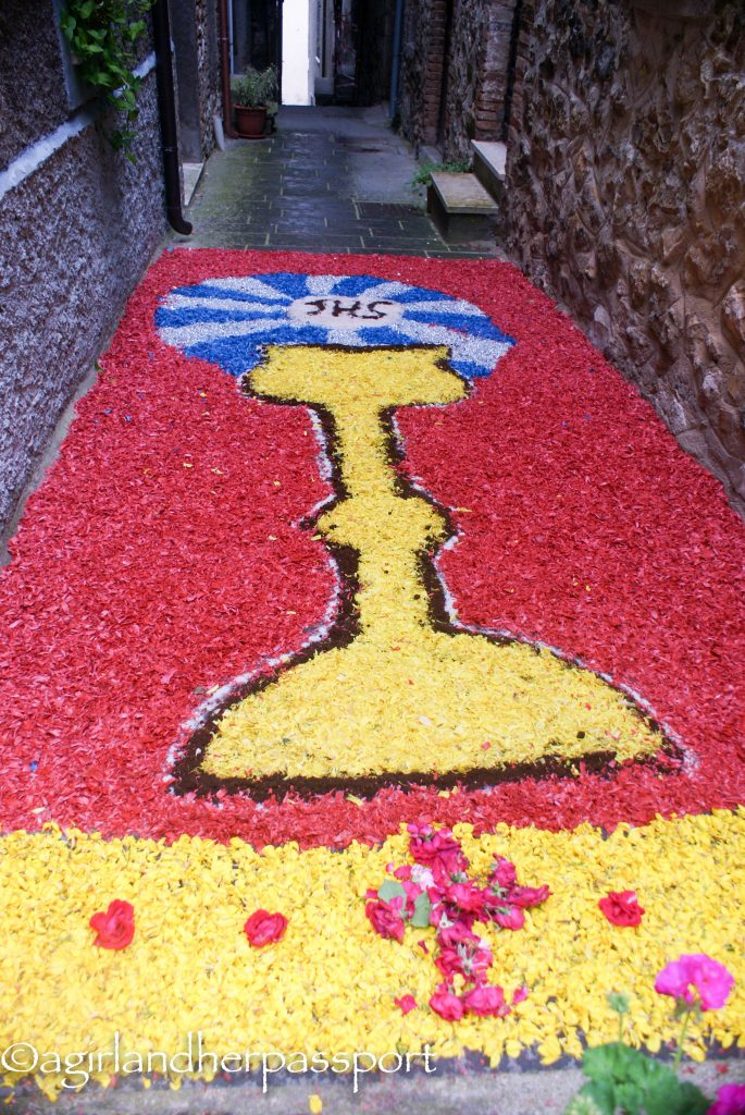 The Infiorata: Photo Essay