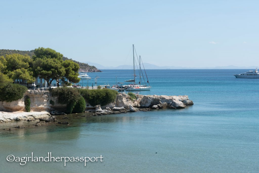 Sailing the Greek Islands-Itinerary