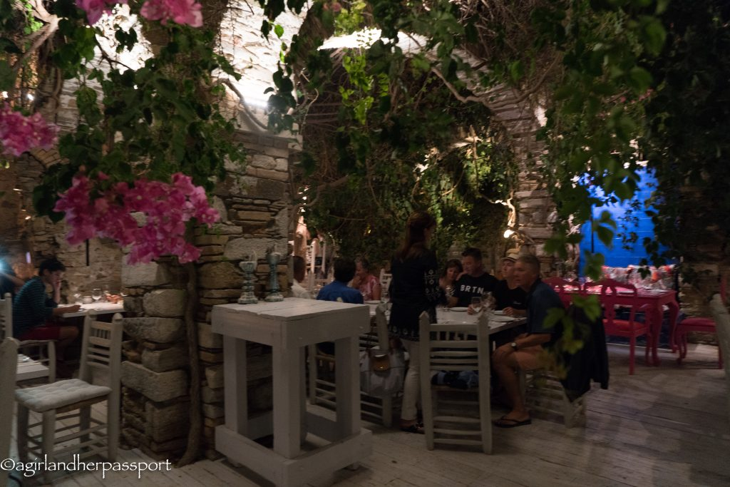 Sailing the Greek Islands-Itinerary