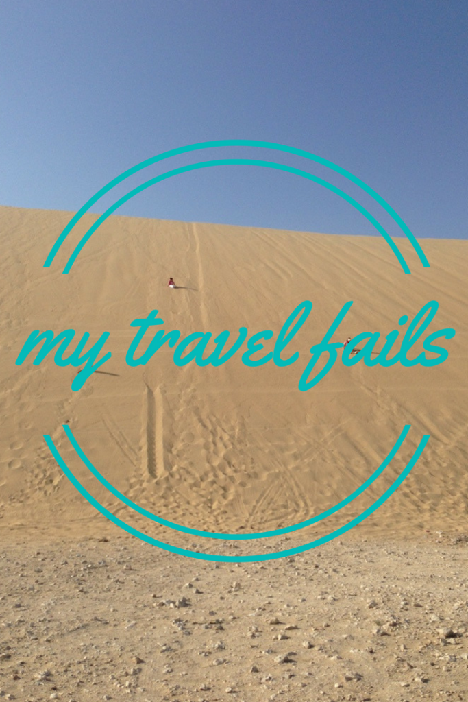 It's Not all Sunsets and Beaches: My Travel Fails