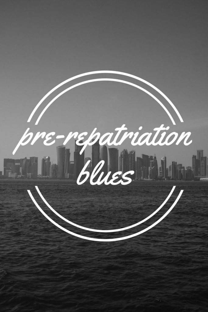 Pre-repatriation