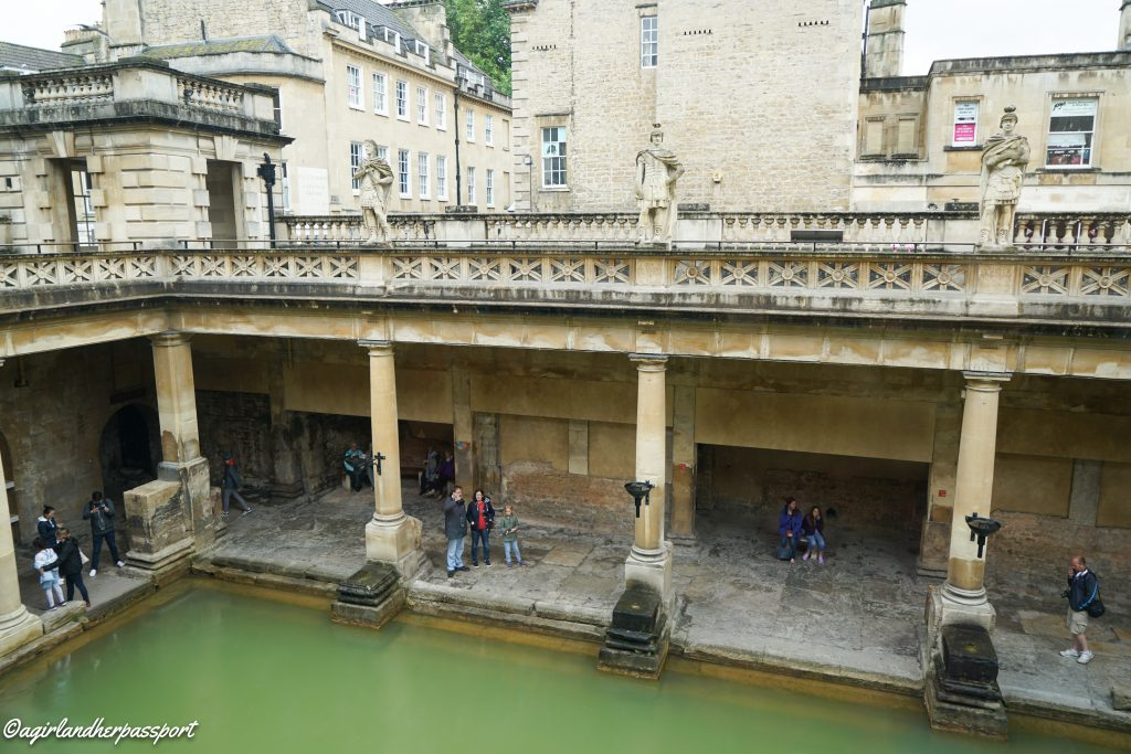 A Day Trip to Bath