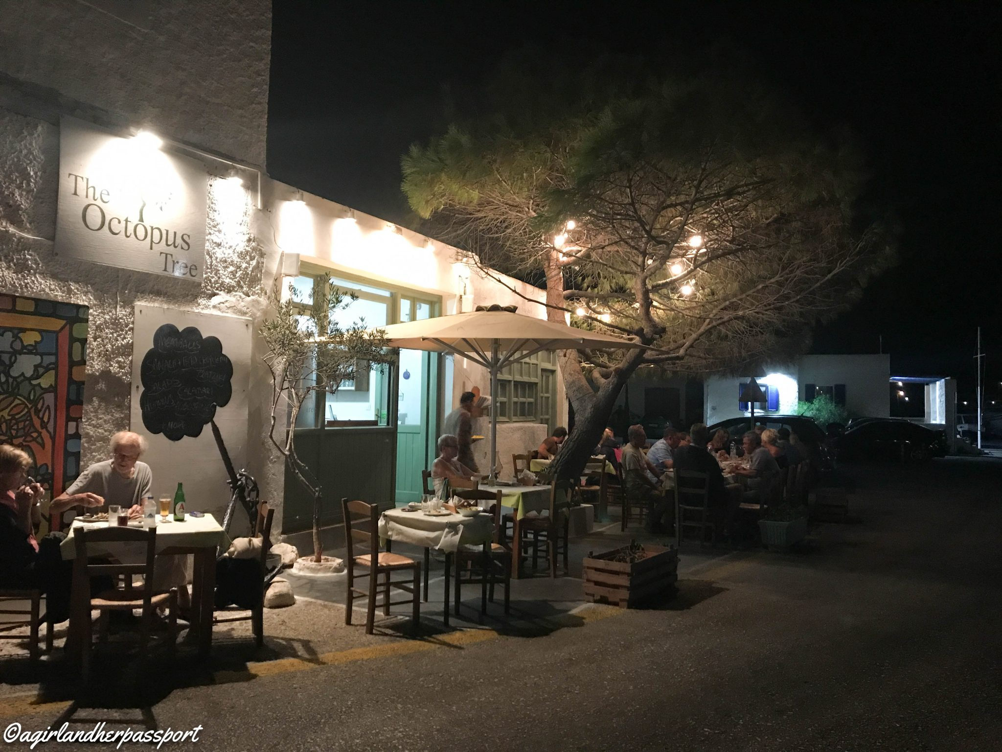 Where to Eat in Ios, Greece