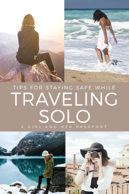 Tips for Safety while Traveling Solo