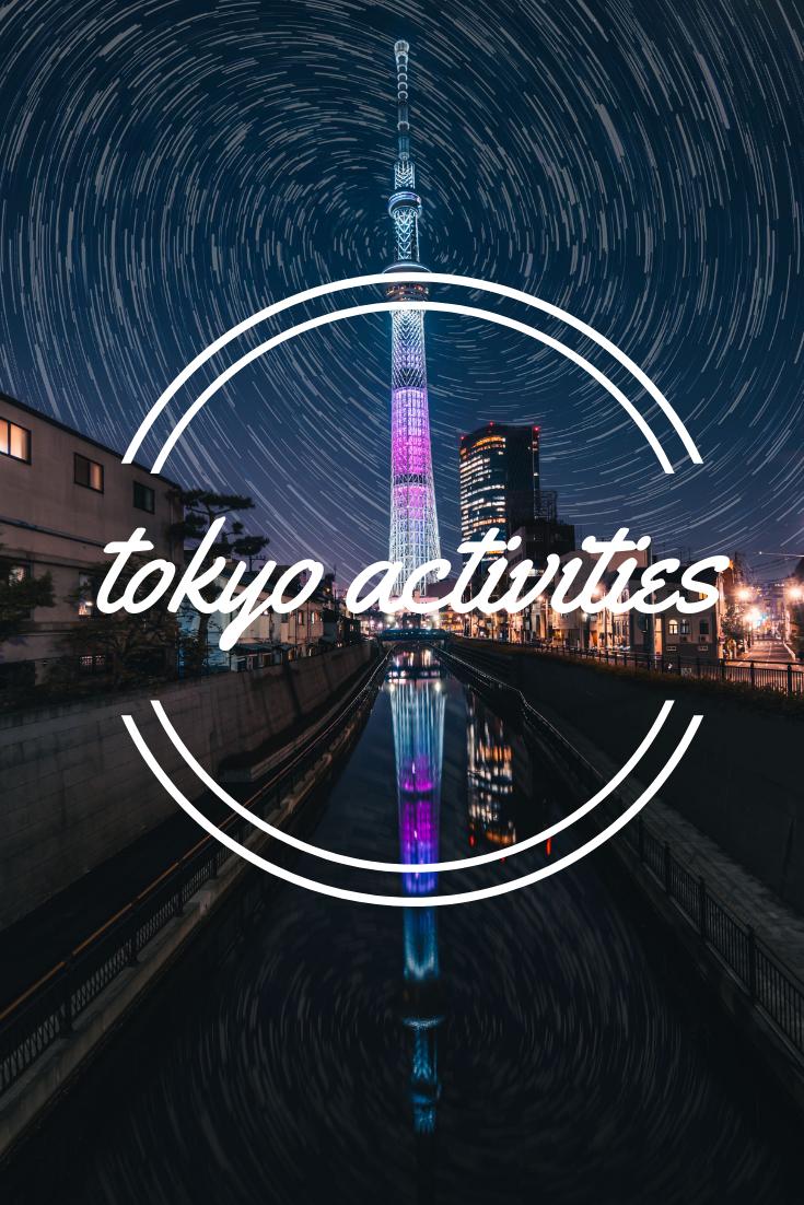 Tokyo Activities