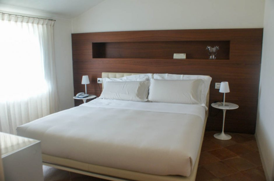 Bed at Nun Assisi Relais