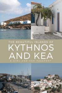 Kythnos and Kea