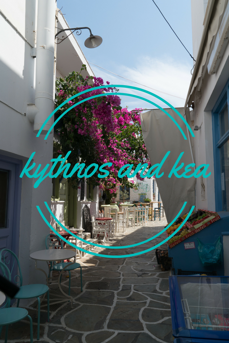 Kythnos and Kea