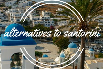 Alternatives to Santorini