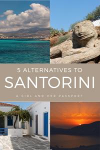 Places Like Santorini