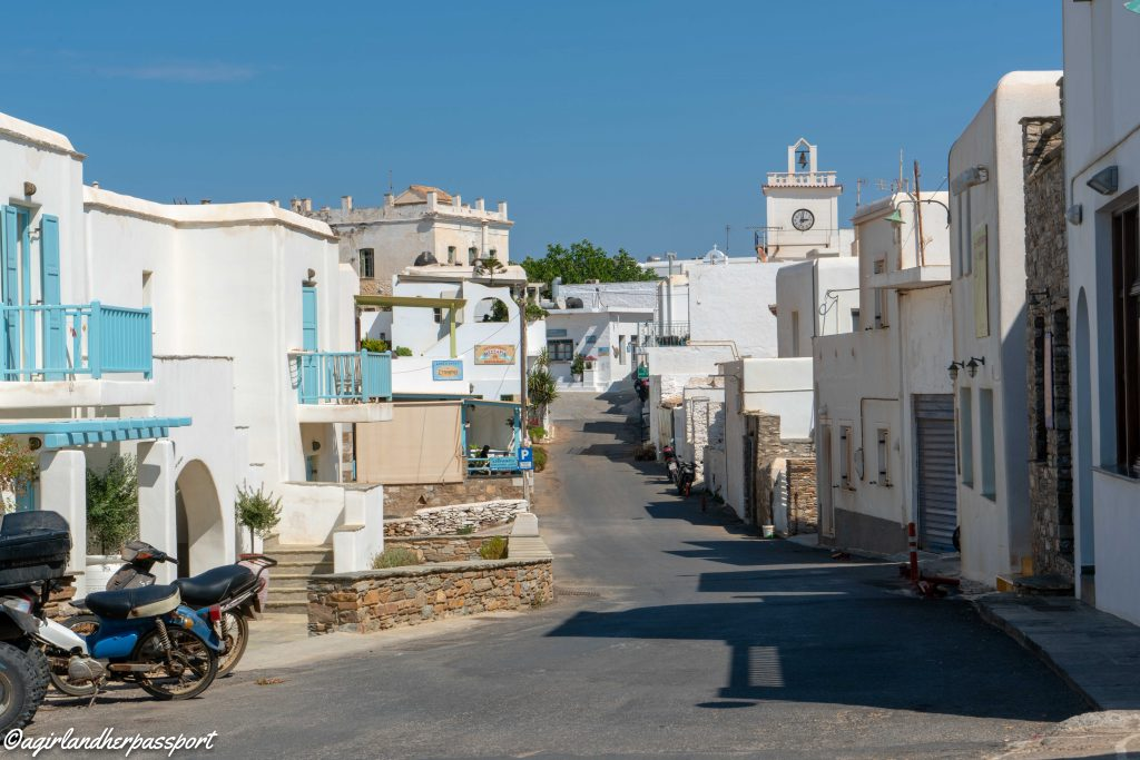 Tips for Driving on the Greek Islands
