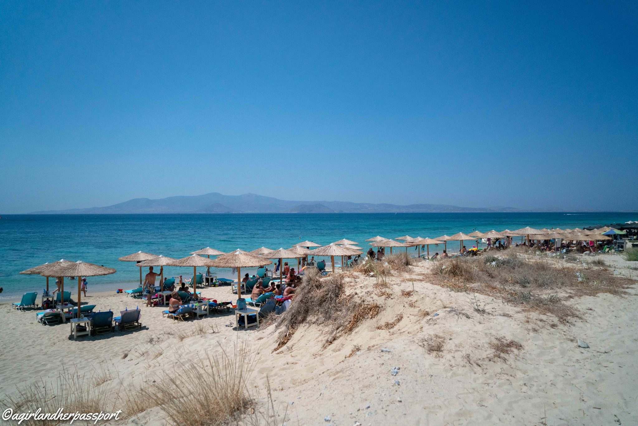 Best Naxos Beaches