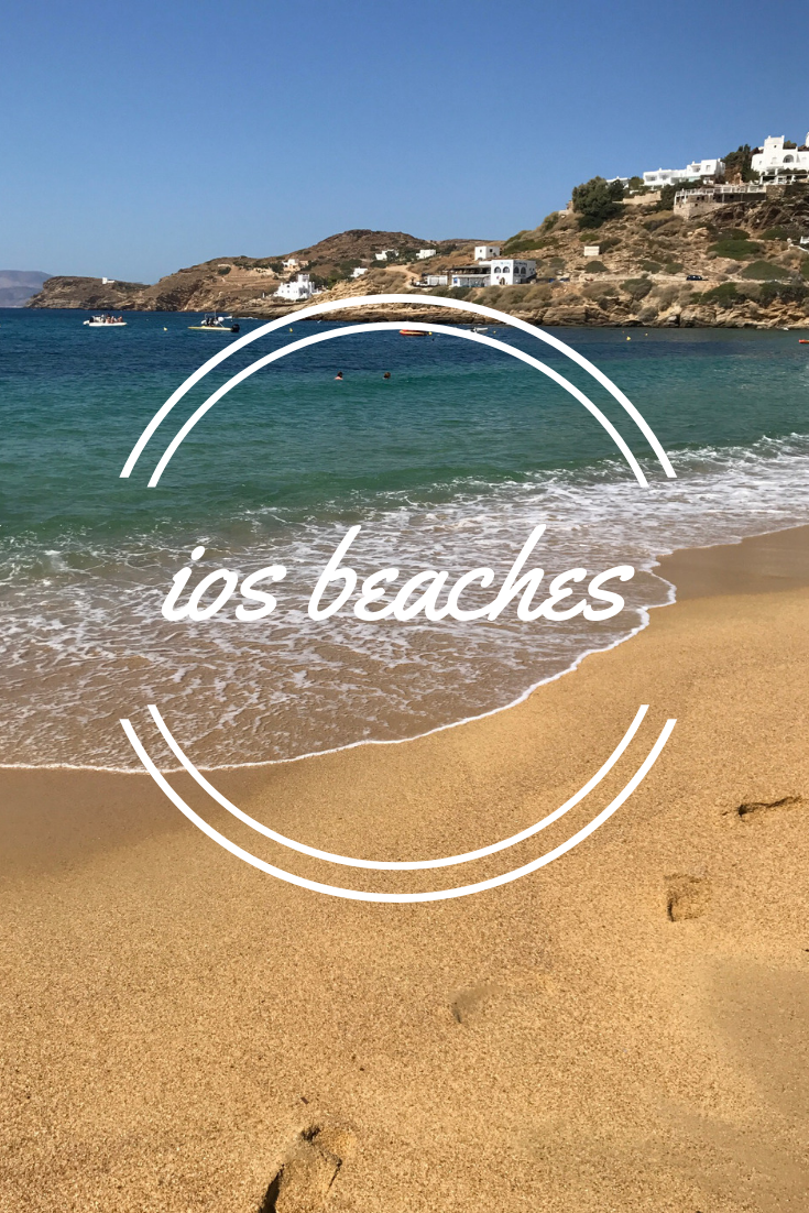 Ios Beaches