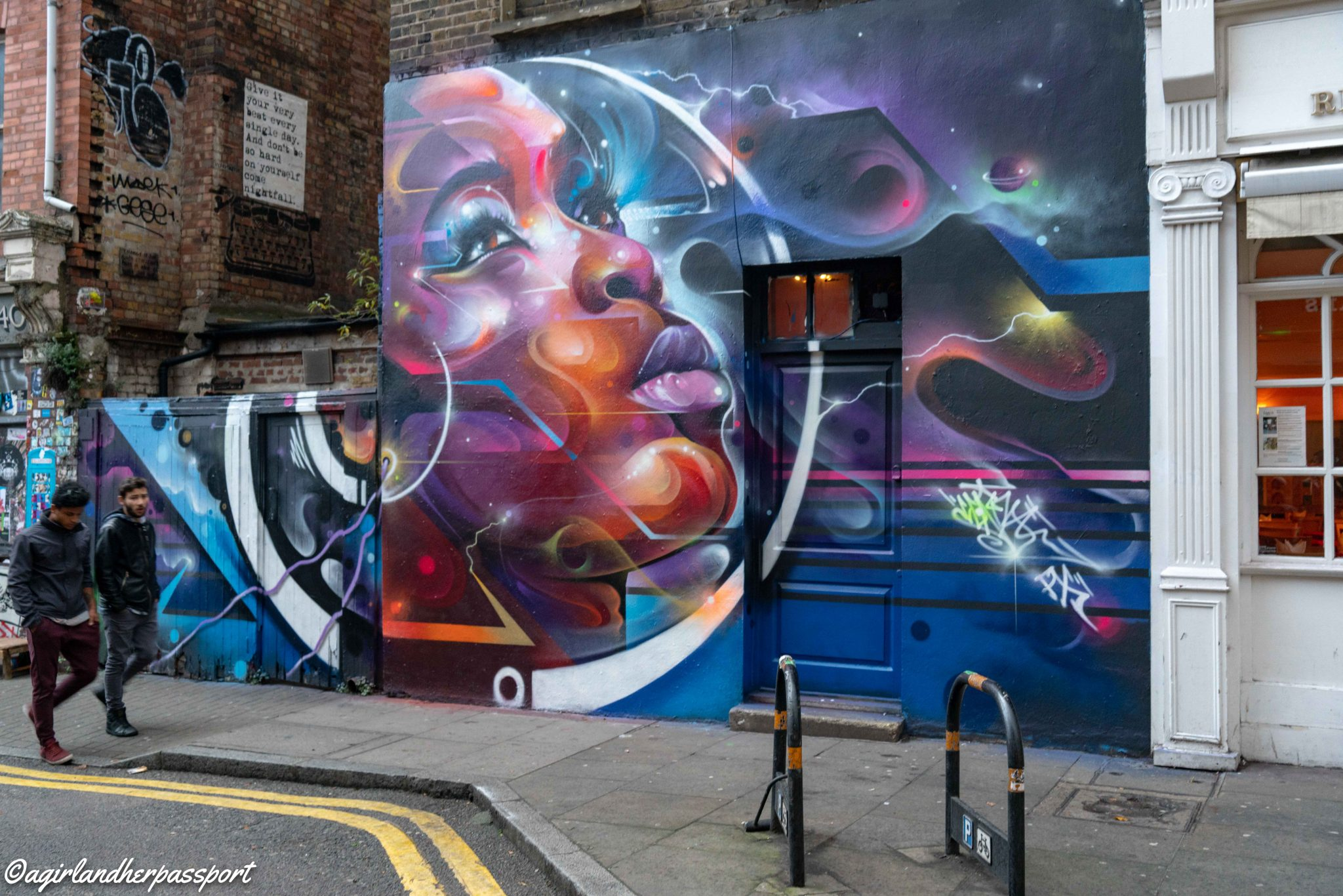 Shoreditch Street Art Tour