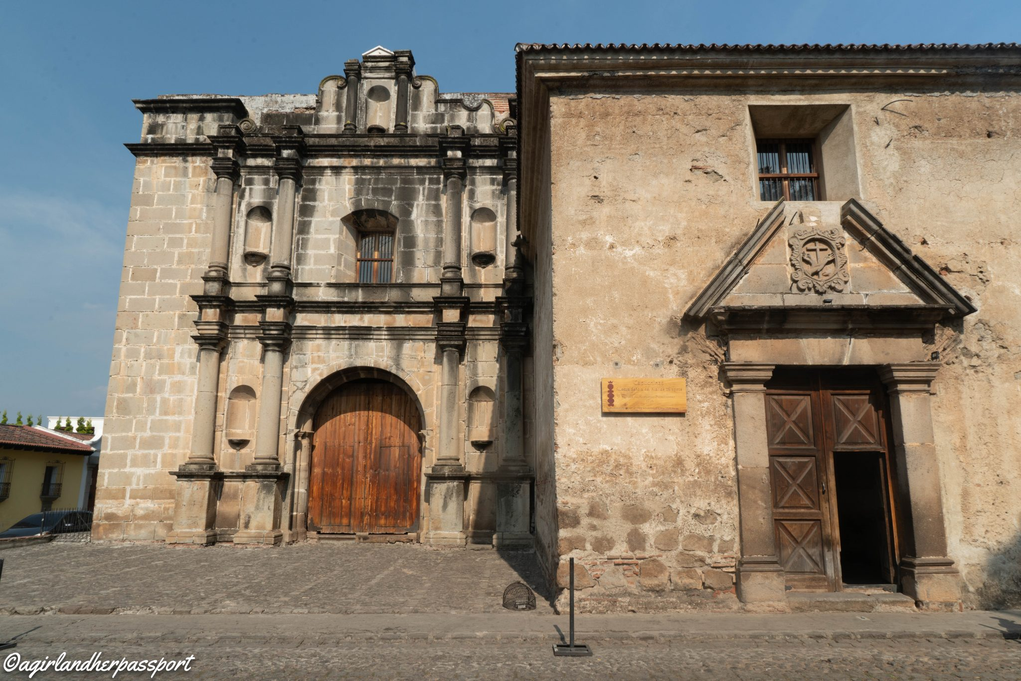 Antigua Guatemala Churches