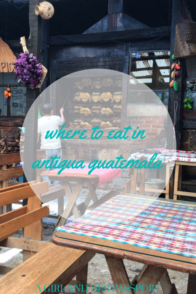 Where to eat in Antigua Guatemala