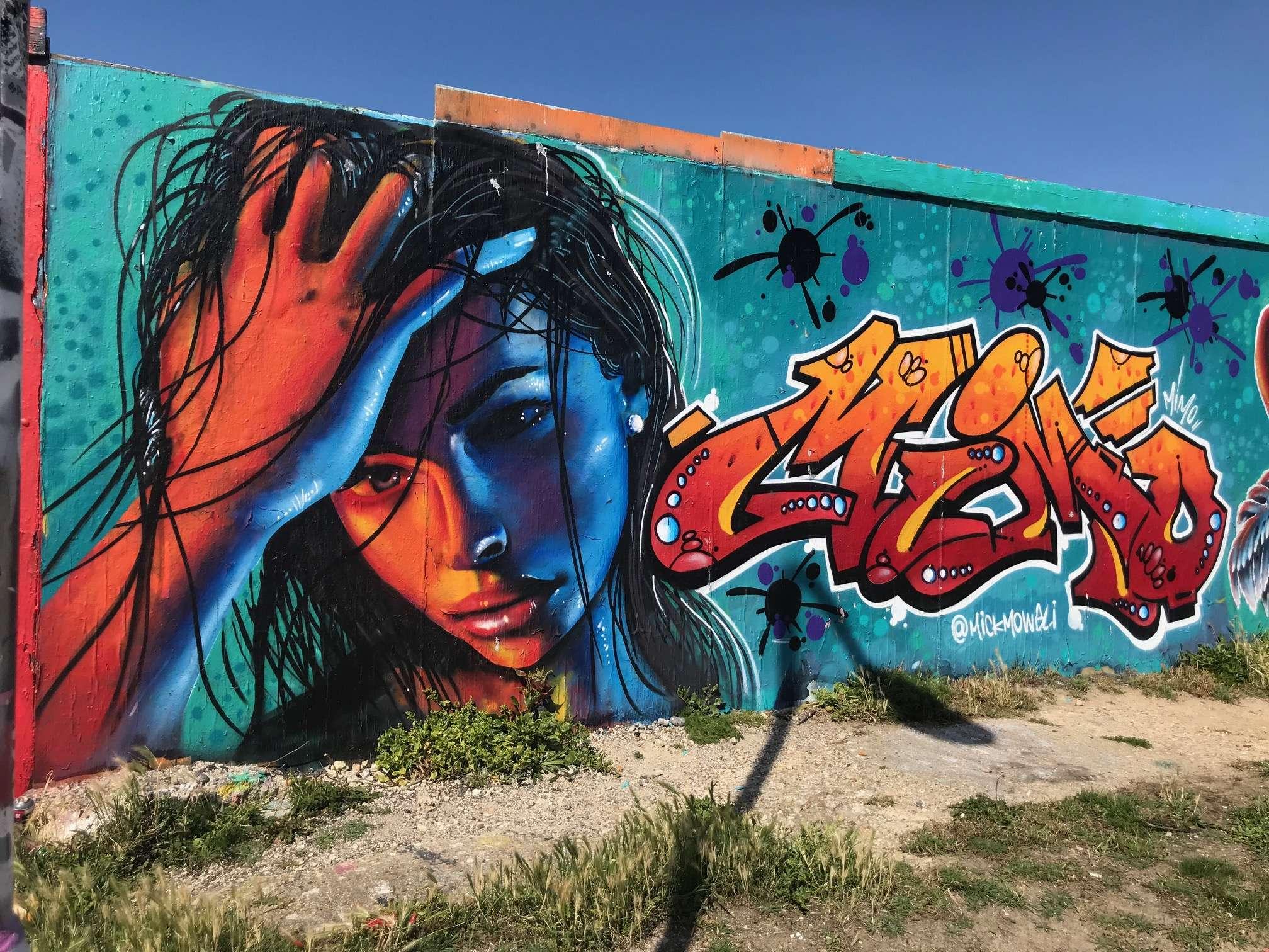 Street Art in the UK