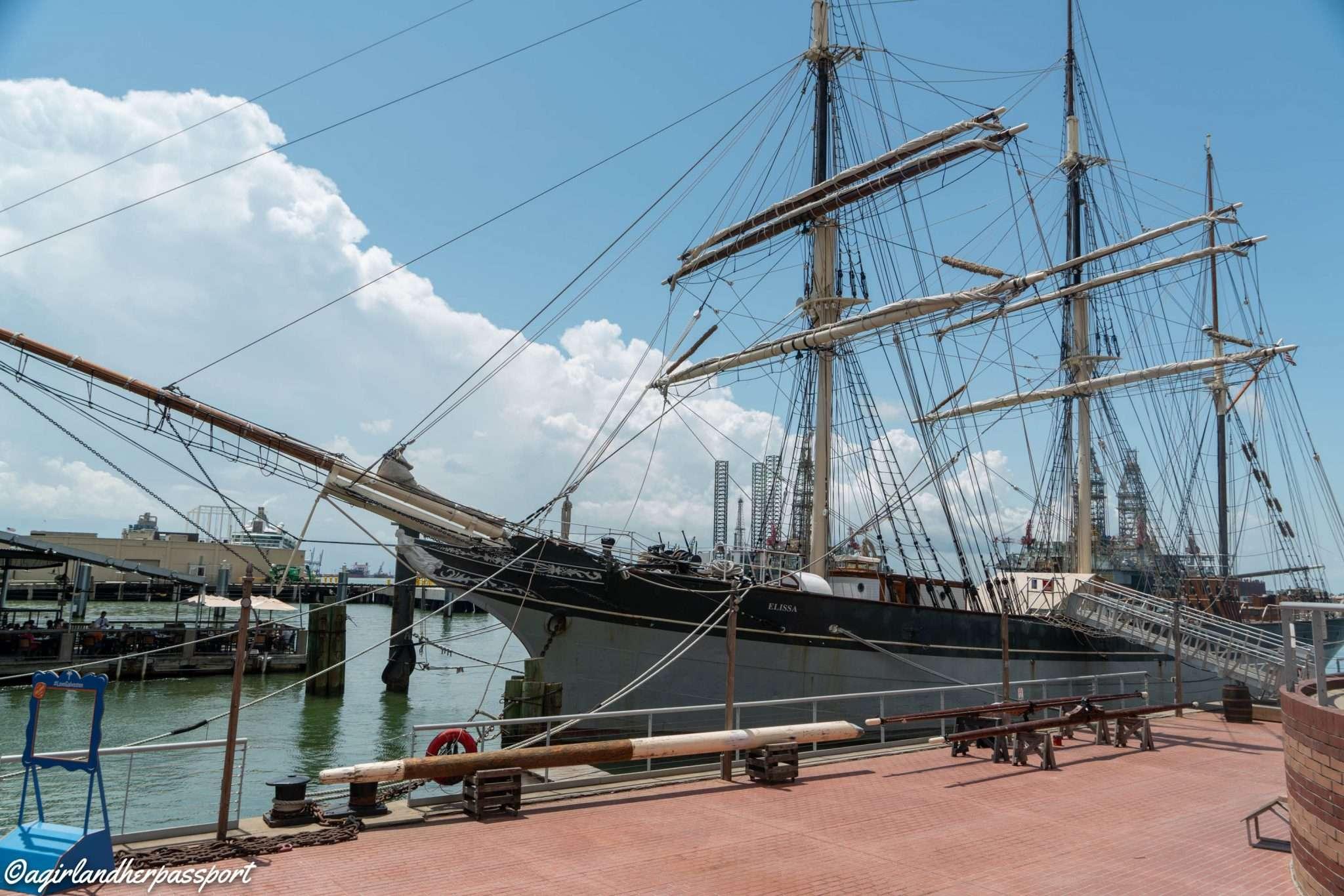 Elissa Tall Ship