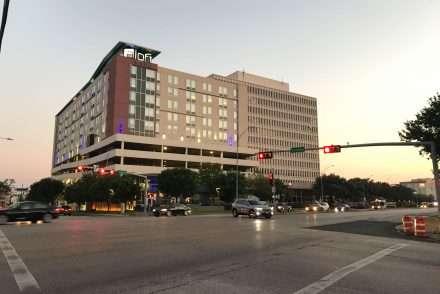 Aloft Hotel Galleria Houston
