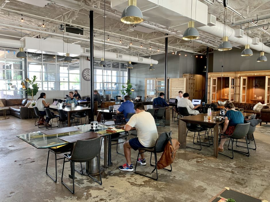 Communion Coworking Space