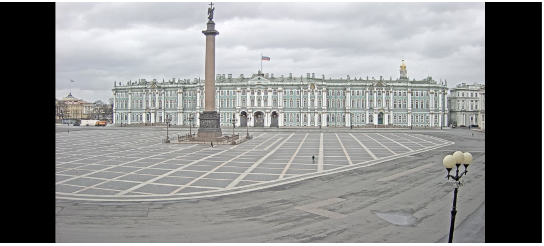 St. Petersburg webcam