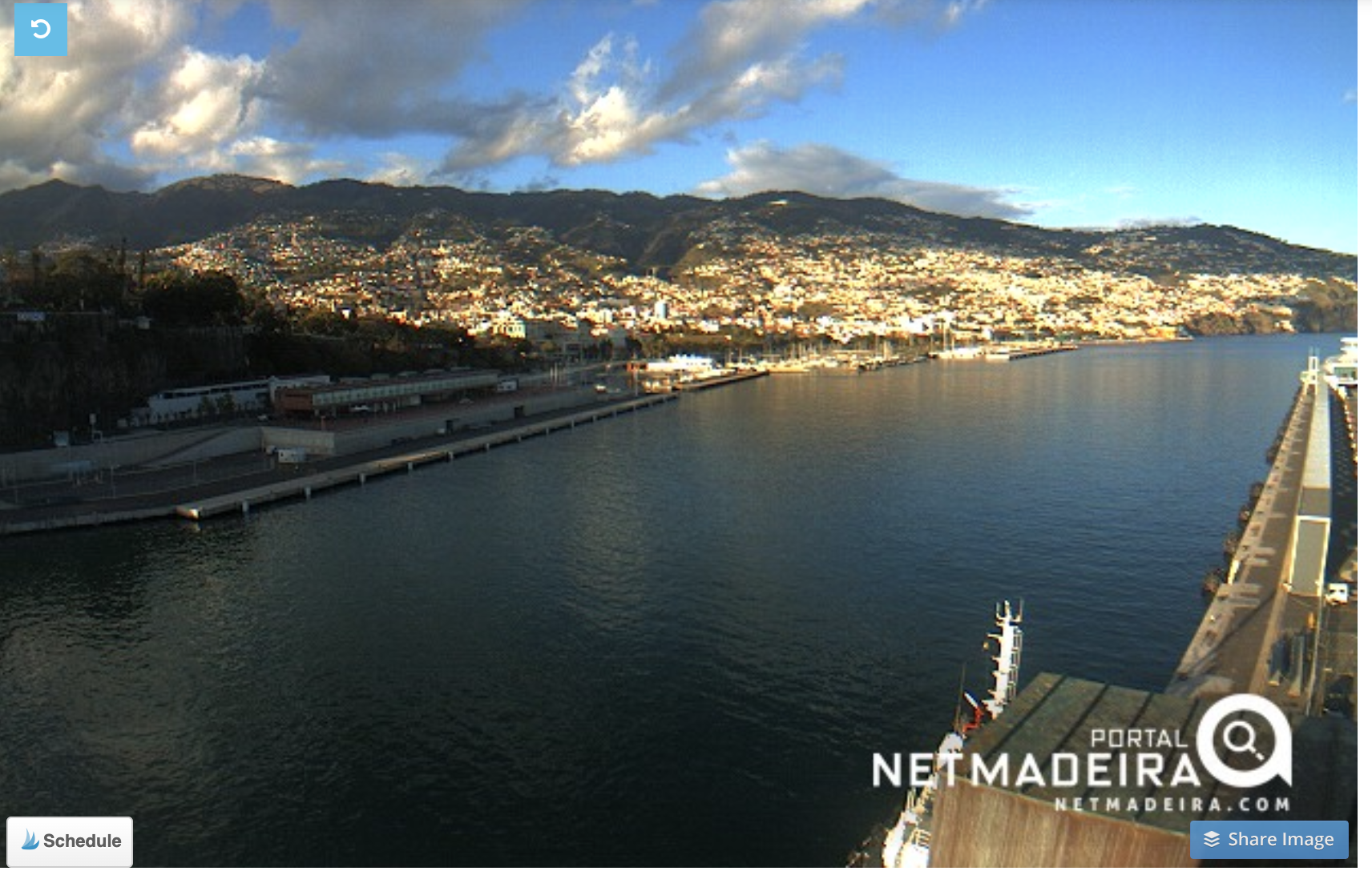 Madeira webcams