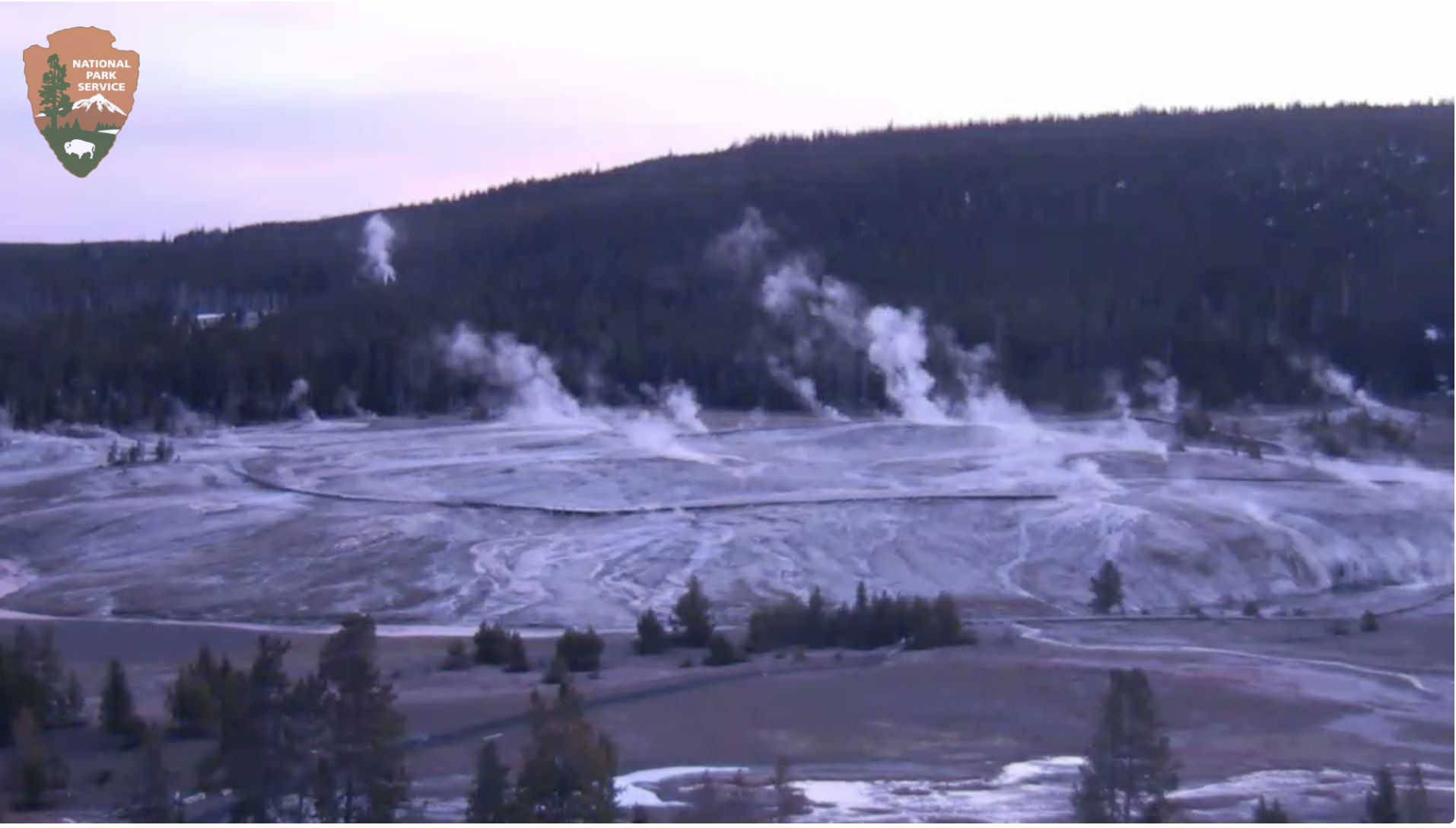 Yellowstone Web cam
