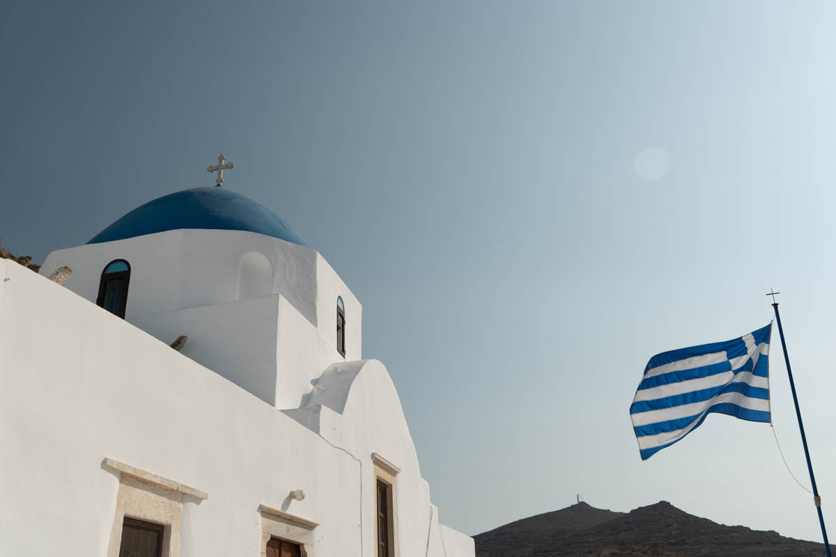 Getting a Greece Resident Permit
